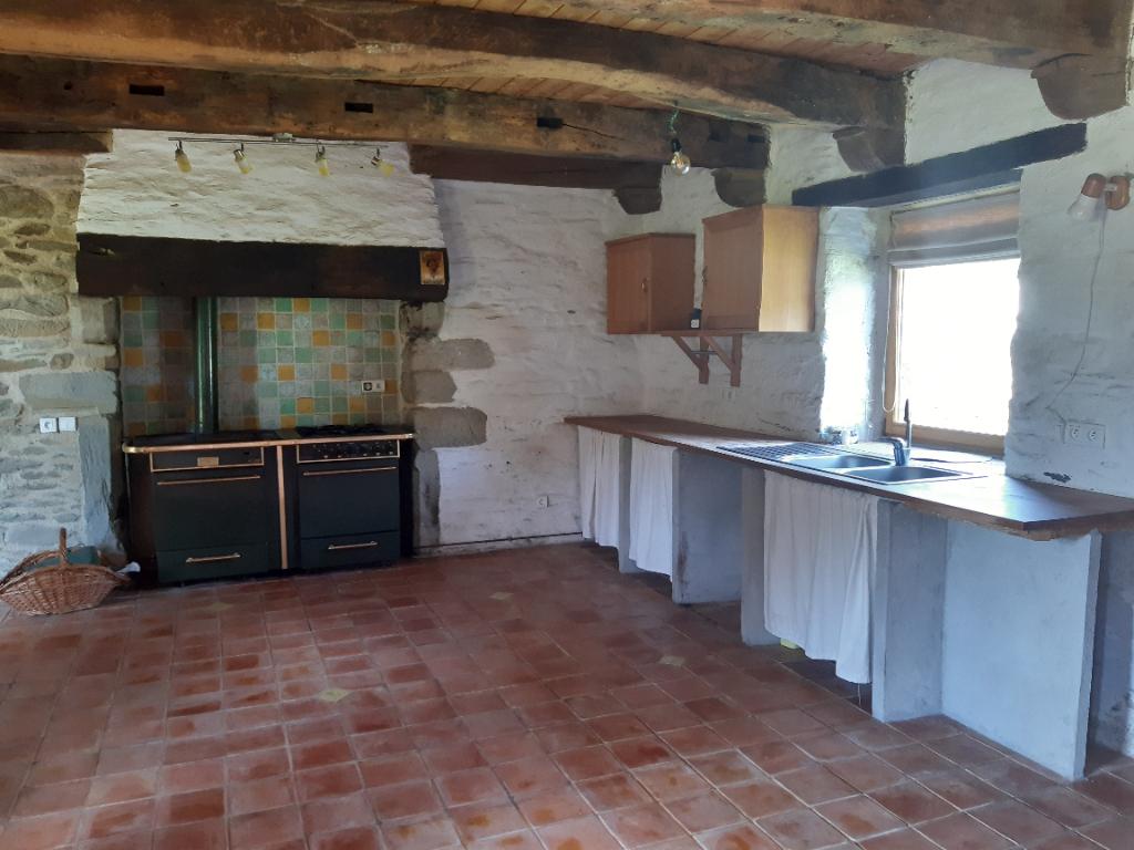 Sale house / villa Carhaix plouguer 162750€ - Picture 2