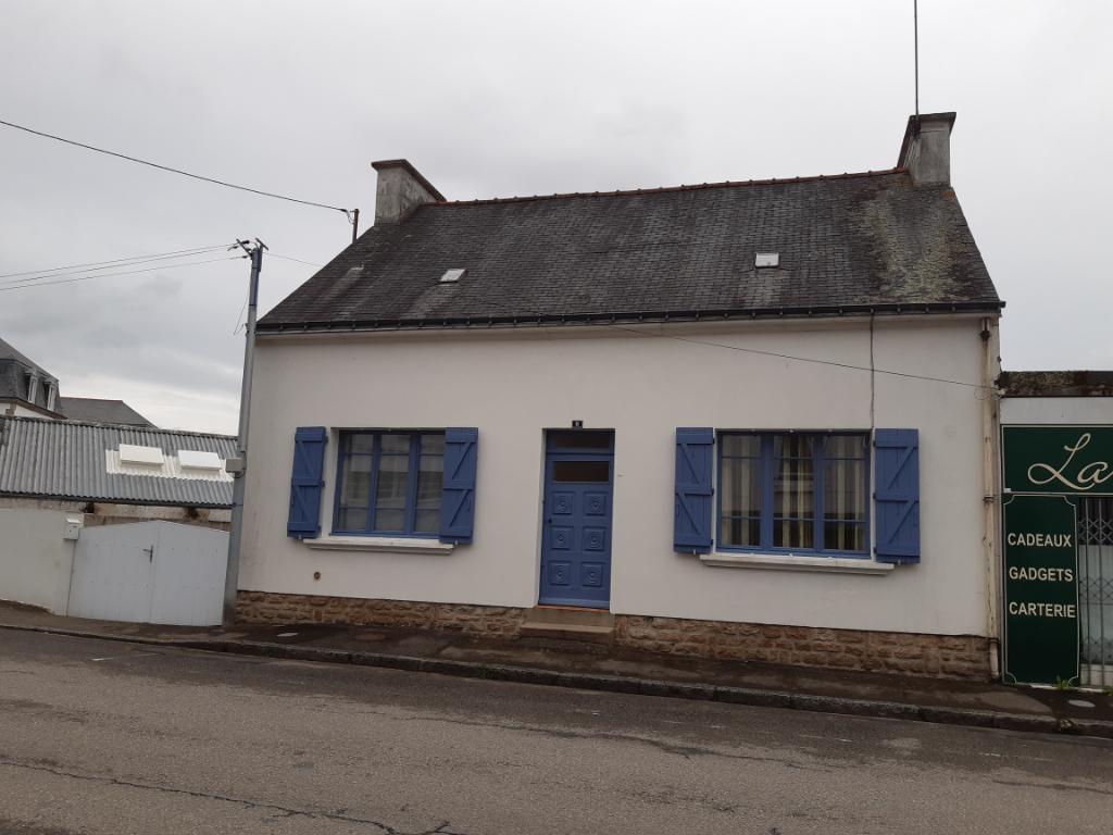 Vente maison / villa Gourin 89880€ - Photo 1