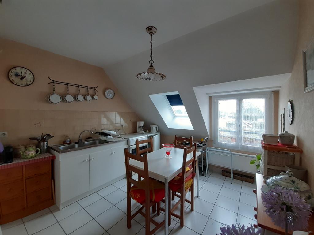 Vente appartement Carhaix plouguer 101650€ - Photo 2