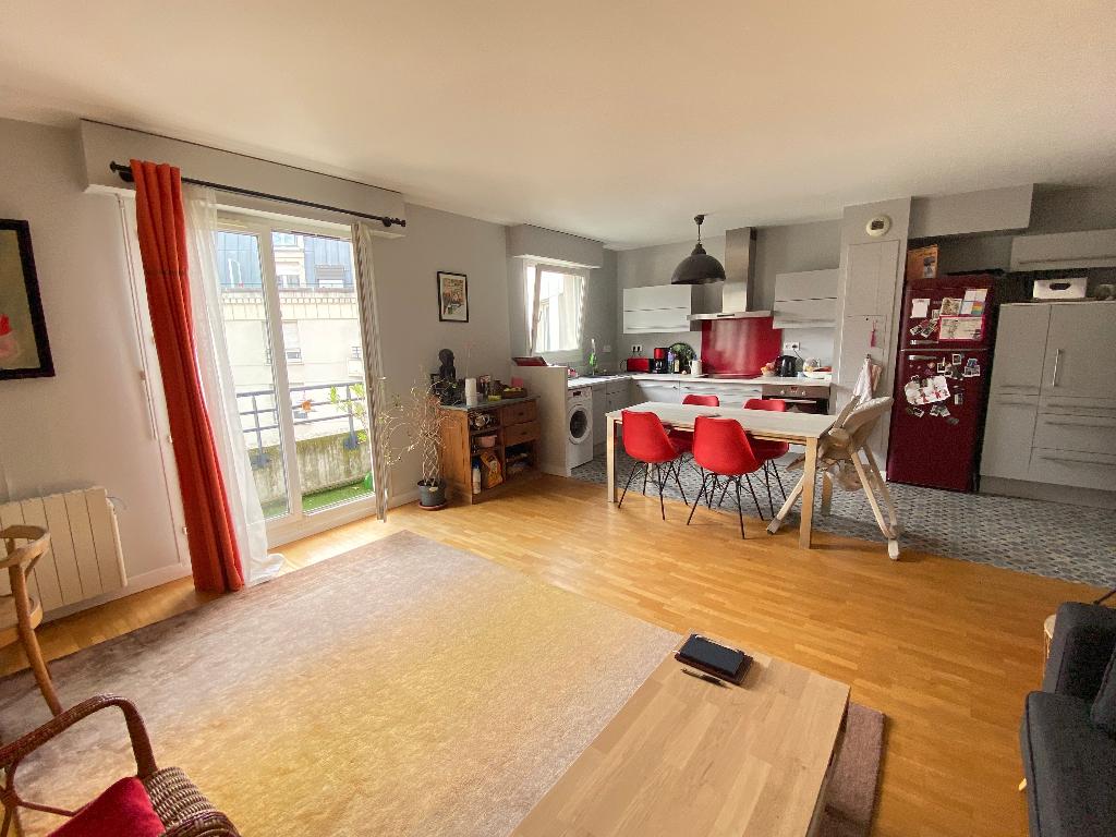 Vente Appartement de 3 pièces 76 m² - MONTROUGE 92120 | LES AGENTS DE L