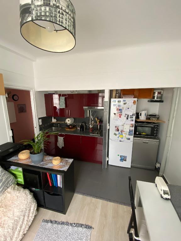 Vente Appartement de 2 pièces 30 m² - MONTROUGE 92120 | LES AGENTS DE L
