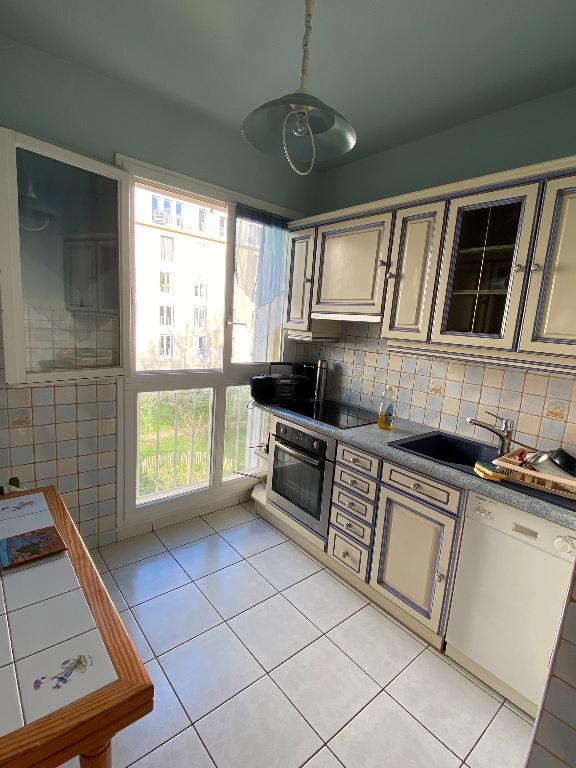 Vermietung wohnung Montrouge 1285€ CC - Fotografie 1