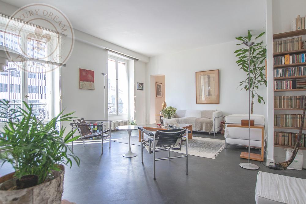 Vente Appartement de 5 pièces 120 m² - PARIS 75014 | LUXURY DREAM PROPERTIES - AR photo1