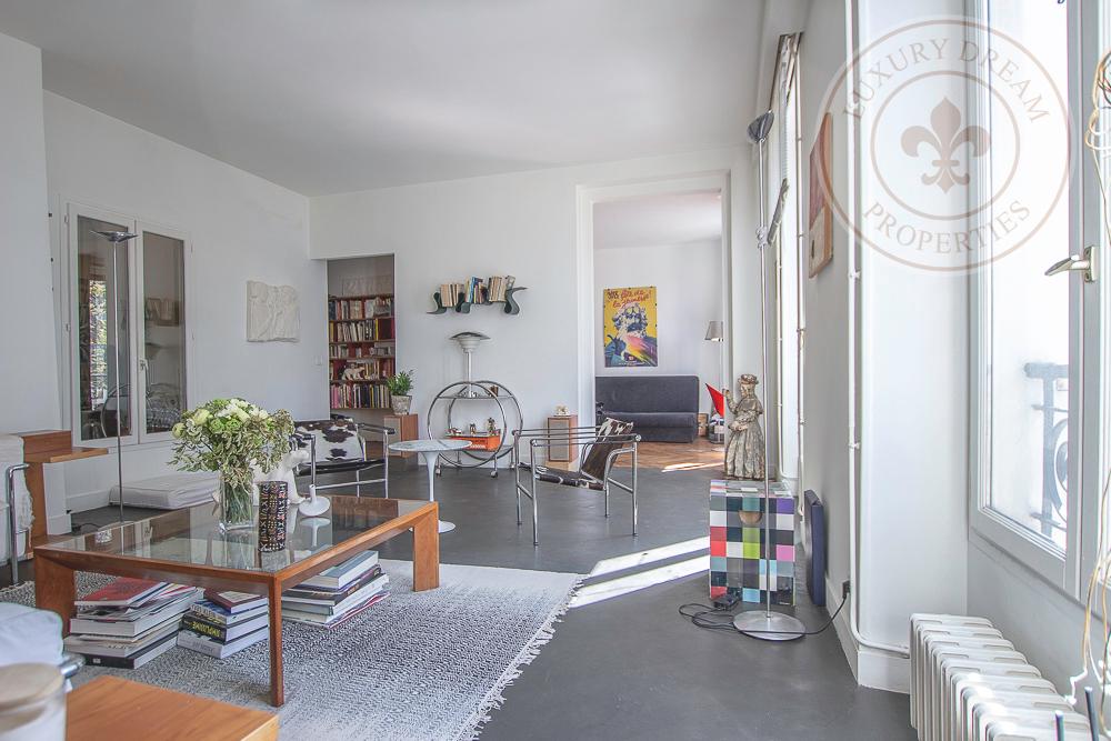 Vente Appartement de 5 pièces 120 m² - PARIS 75014 | LUXURY DREAM PROPERTIES - AR photo4