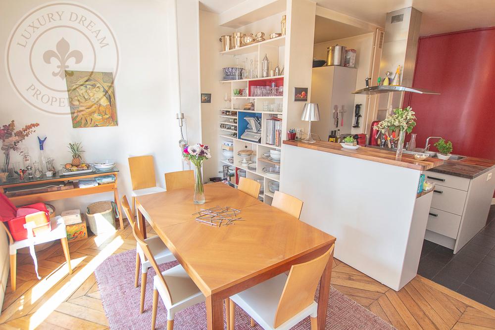 Vente Appartement de 5 pièces 120 m² - PARIS 75014 | LUXURY DREAM PROPERTIES - AR photo6