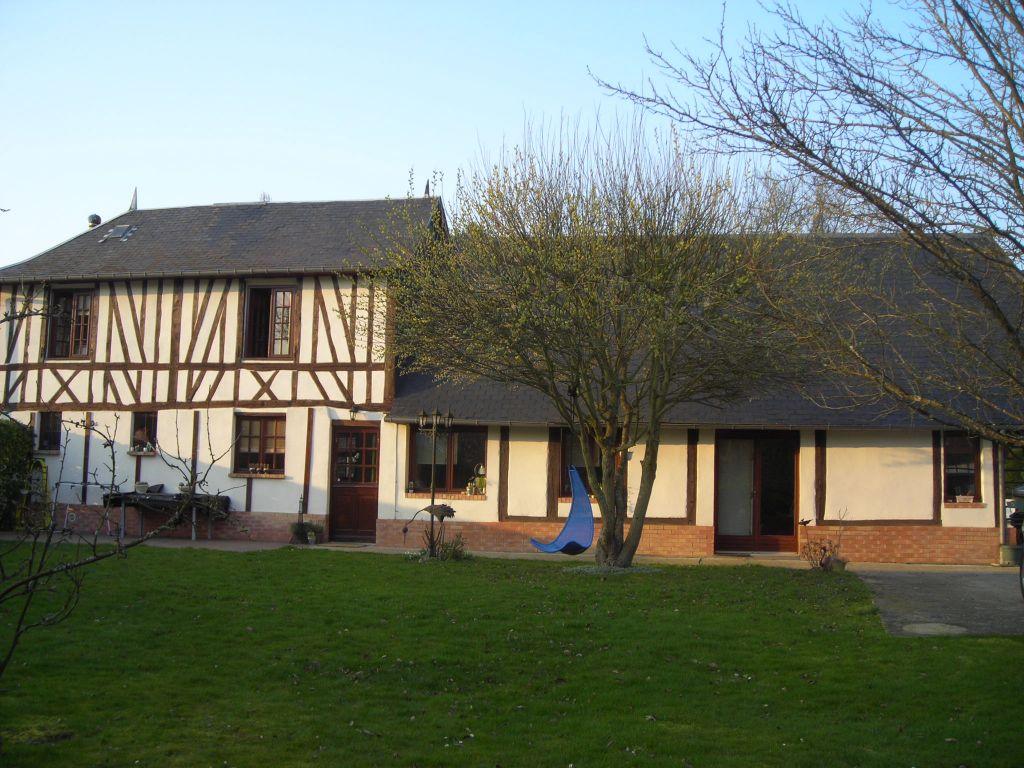 A vendre Maison à  SAINT OUEN DE THOUBERVILLE  (27310)