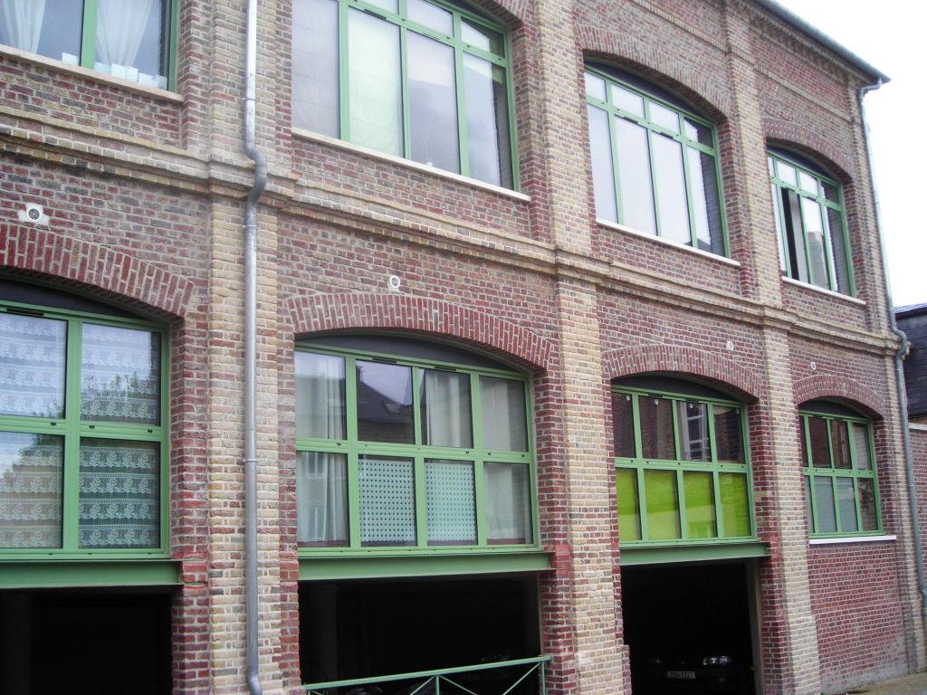 ELBEUF T3 duplex En résidence sécurisée