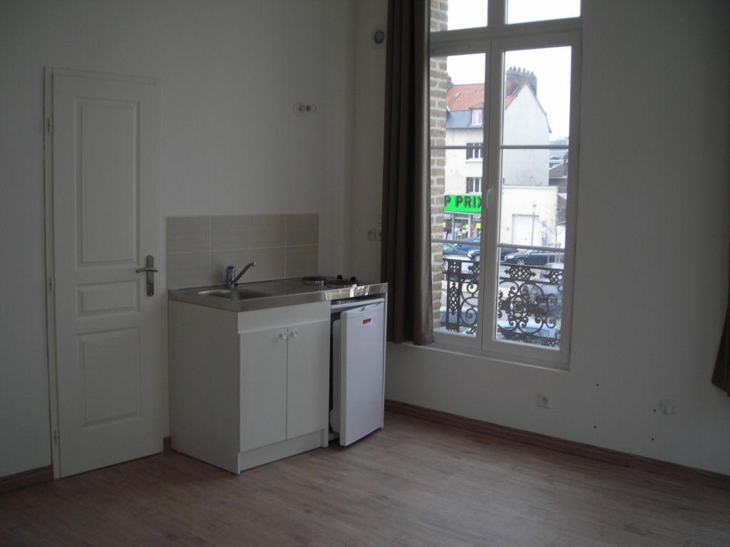 A LOUER Studio 18m2 en résidence, proche IUT d'Elbeuf