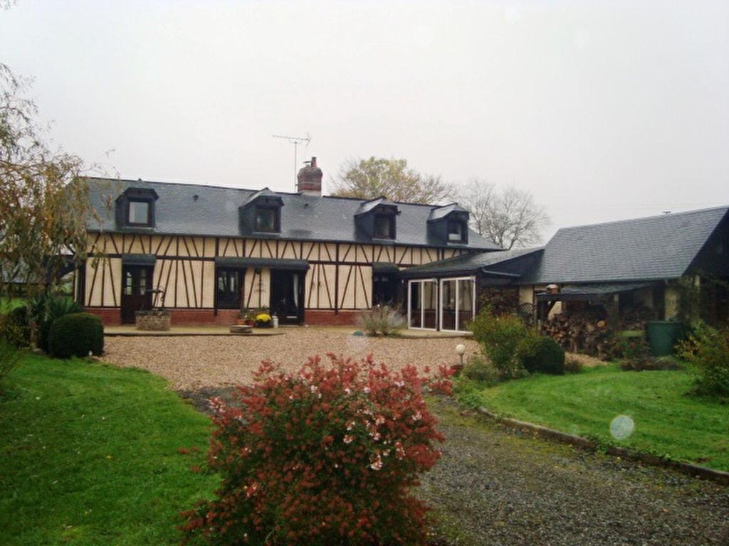 A vendre Maison à  ROUGEMONTIERS  (27350)