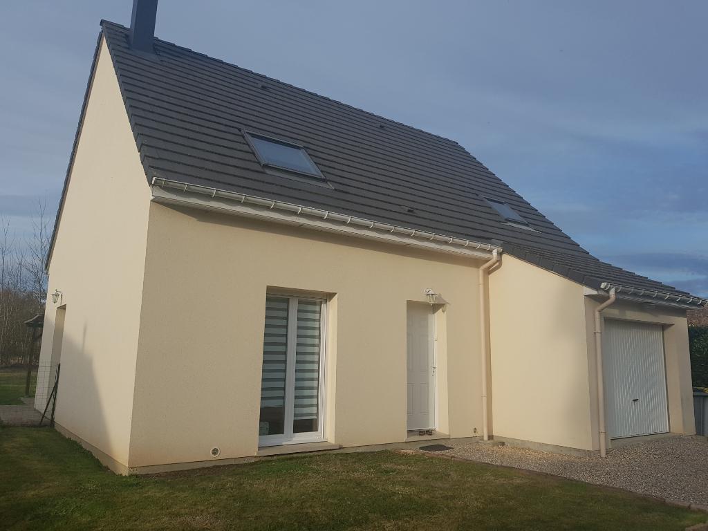 A vendre Maison à  SAINT MESLIN DU BOSC  (27370)