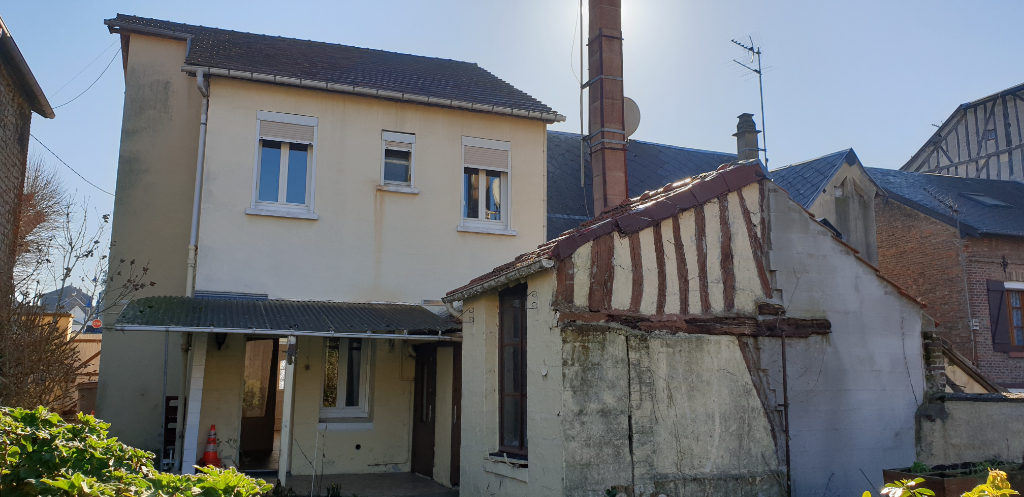 A vendre Maison à  SAINT AUBIN LES ELBEUF  (76410)