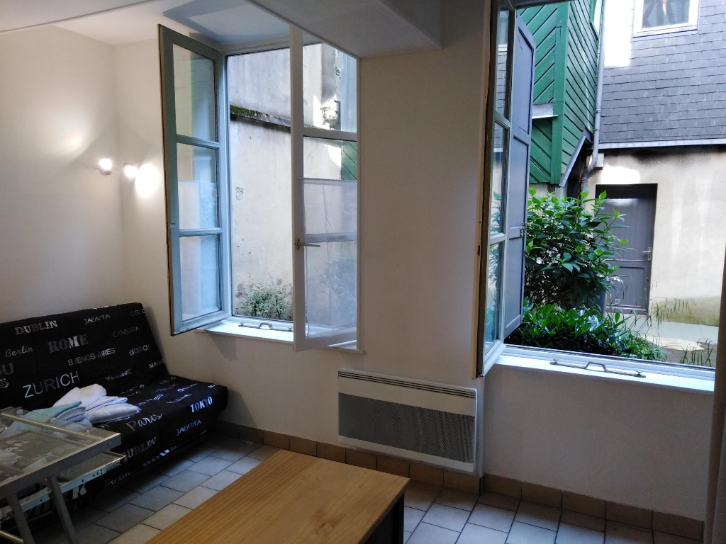 photo de Studio meublé 20 m2 secteur place Cauchoise à Rouen