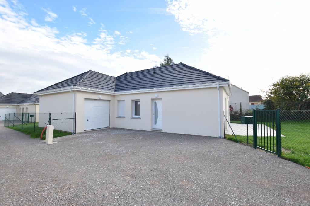 photo de Pavillon neuf 93m2 avec garage et terrasse à Caudebec-lès-Elbeuf