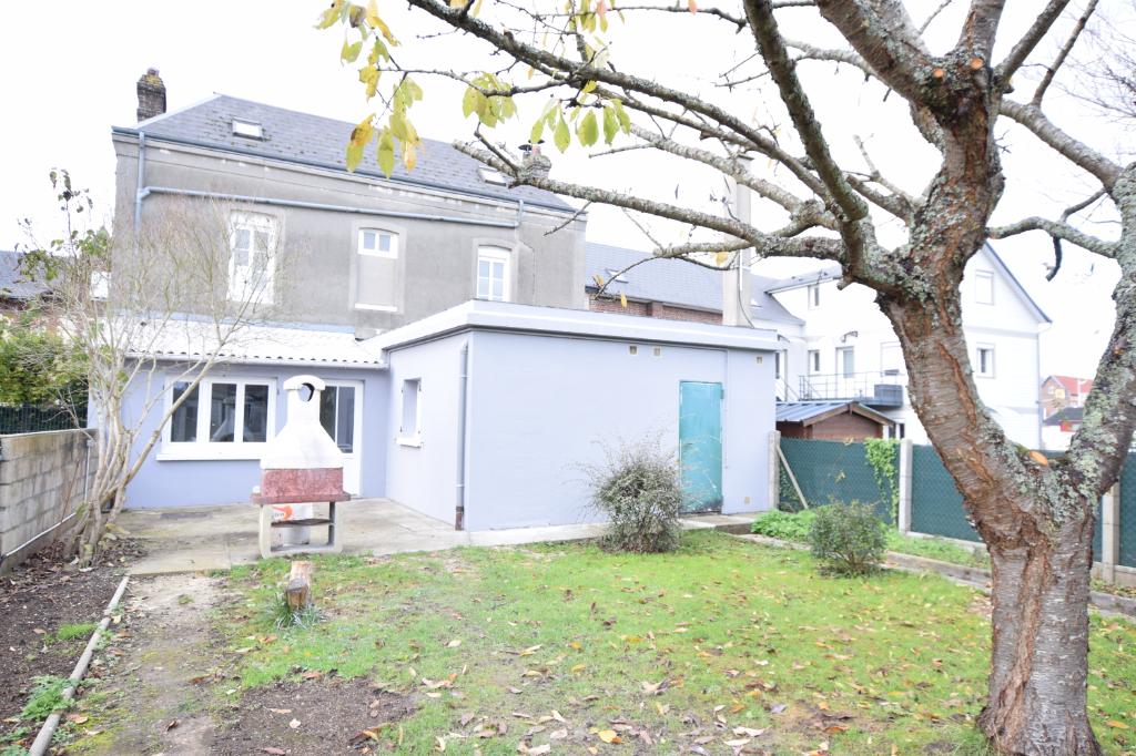 Maison T5 117m2 avec jardin aux Essarts