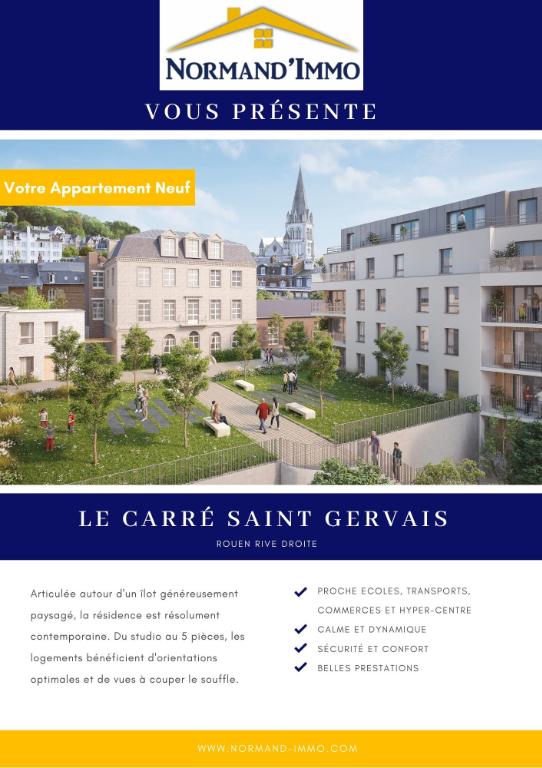 Domaine privé - Au coeur de Rouen