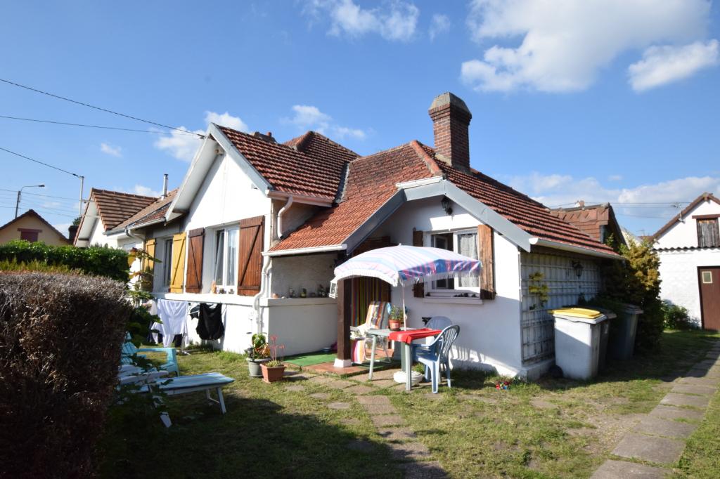 Plain pied 3 ch Saint Aubin centre