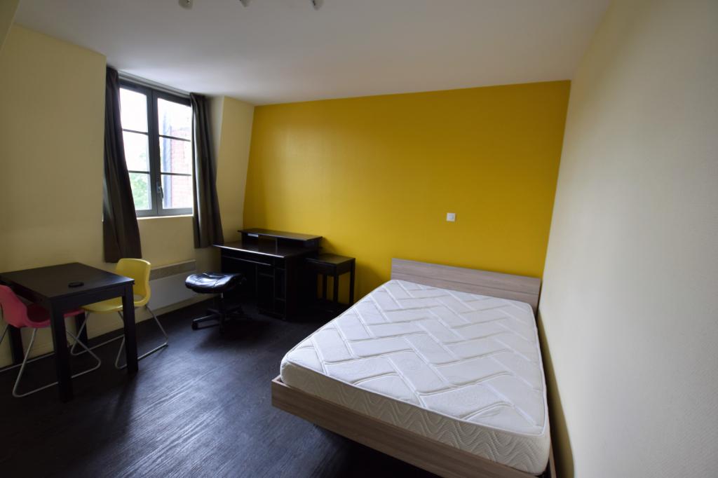 Appartement - studio meublé - 76000
