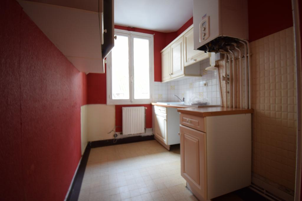 Appartement T4 - 76500
