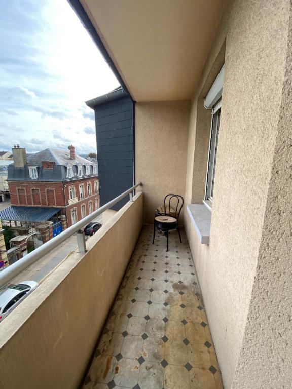Spacieux Appartement F2 - Elbeuf   - avec Balcon - 42 m2