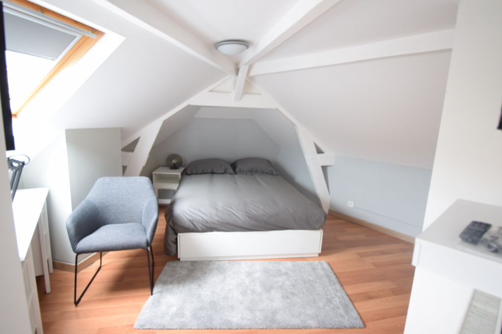 A louer Studio MEUBLE 20m2 - Elbeuf