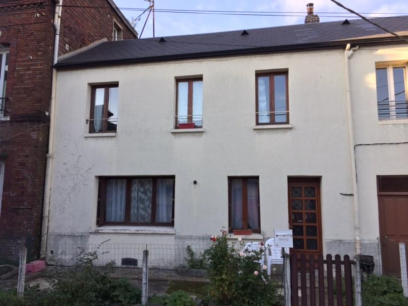 Maison à rénover 80,96 m2 SOTTEVILLE