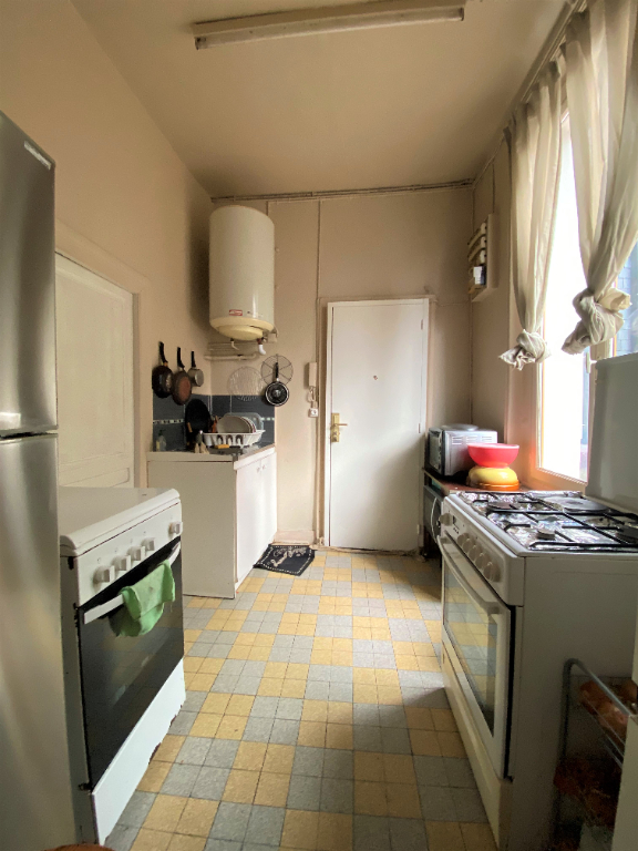 Appartement de 34m² proche CHU