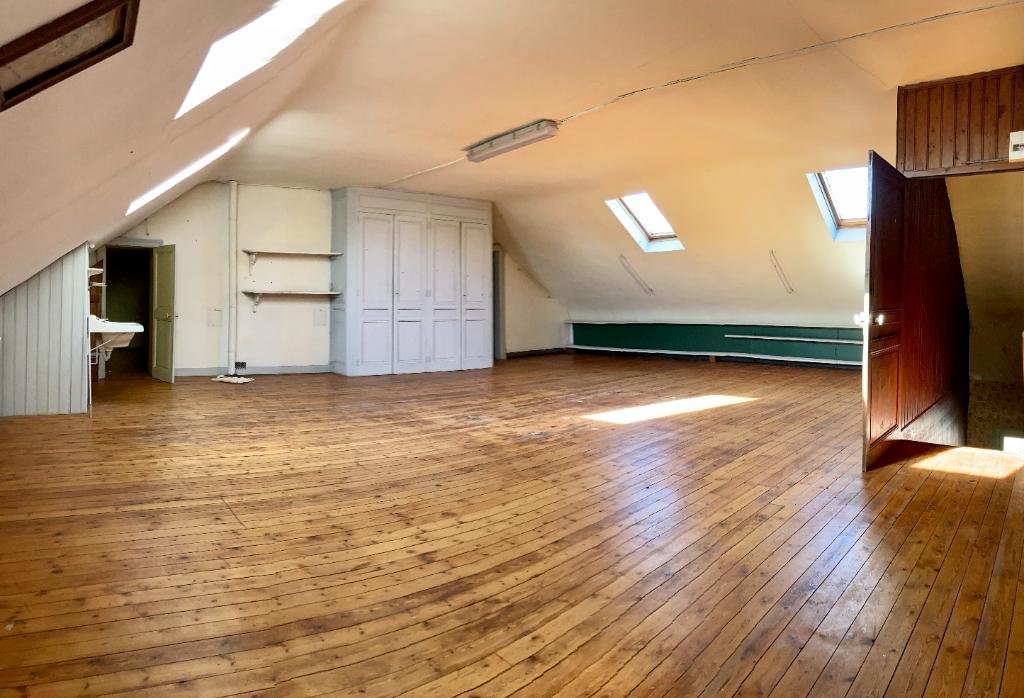 Appartement  3 pièce(s) 57.5 m2