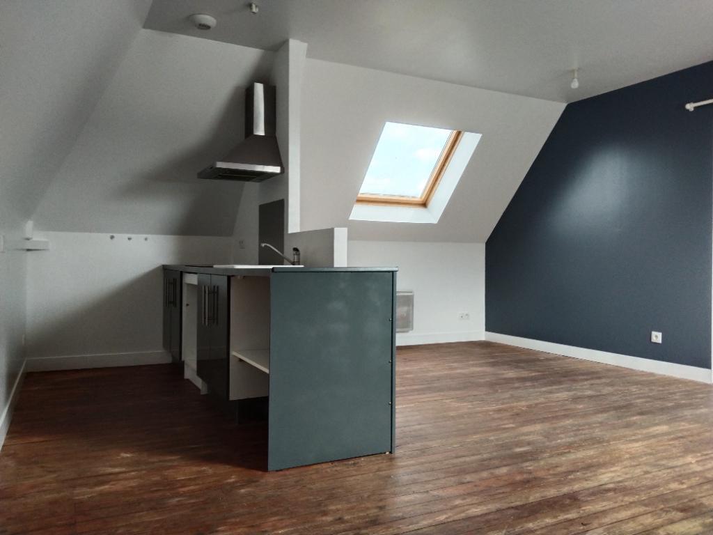 APPARTEMENT T3 PETIT QUEVILLY 55 m²