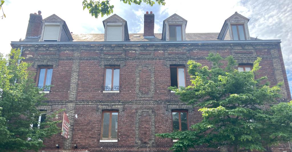 Immeuble 76100 Rouen Quartier Saint Julien