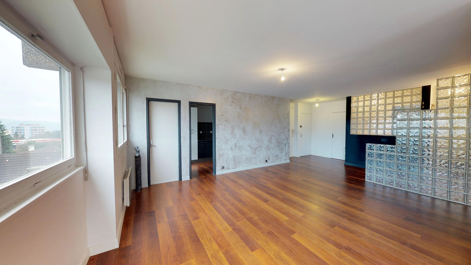 appartement 93.96m²  BESANCON  - photo 1