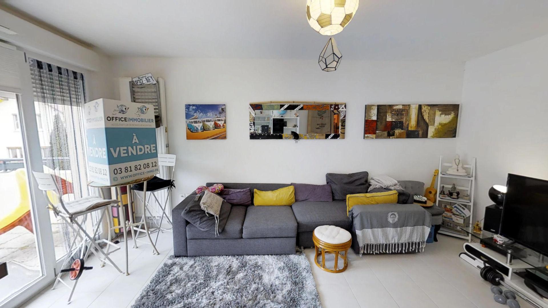 appartement 47.18m²  LA CLUSE ET MIJOUX  - photo 3