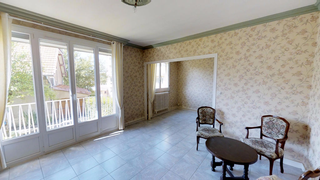 appartement 66.83m²  BESANCON  - photo 2
