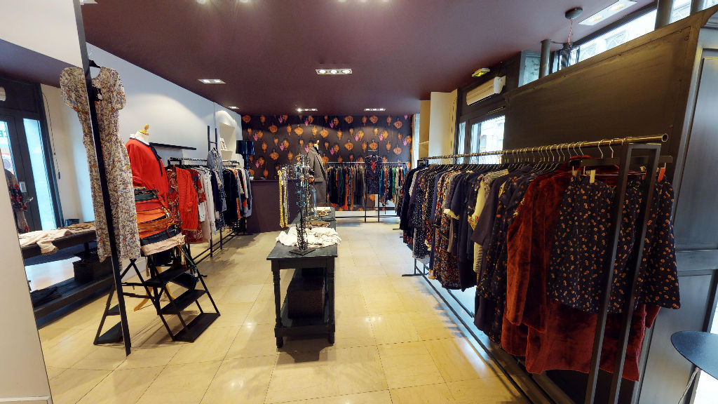 fond_commerce 48m²  BESANCON  - photo 4