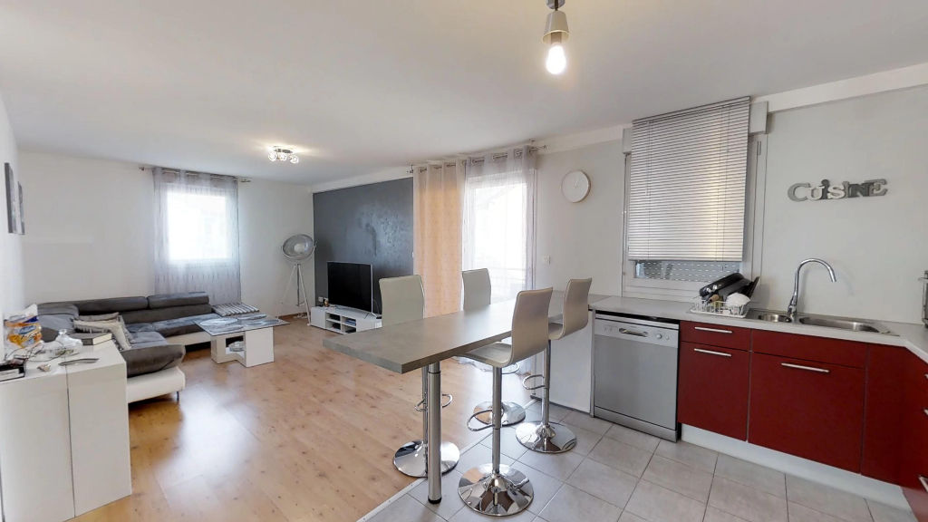 appartement 80m²  PONTARLIER  - photo 3
