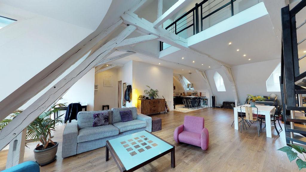 appartement 123.26m²  BESANCON  - photo 1