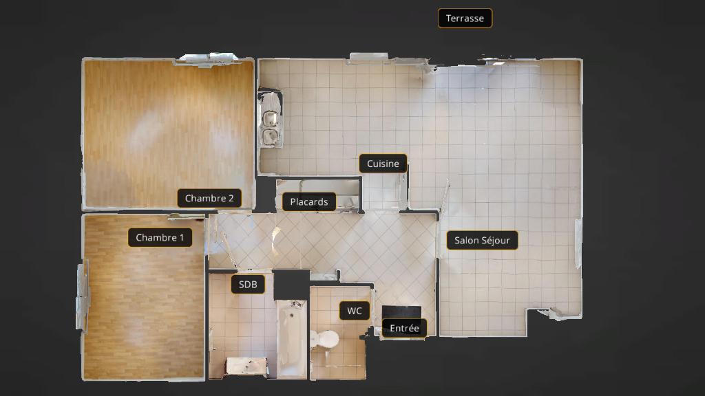appartement 70m²  BESANCON  - photo 11