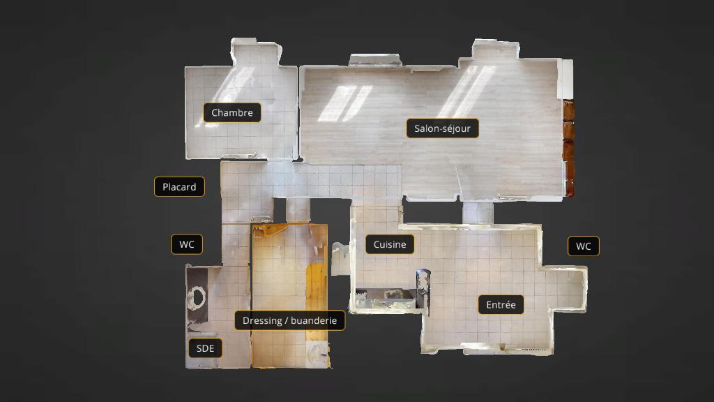 appartement 73m²  BESANCON  - photo 9