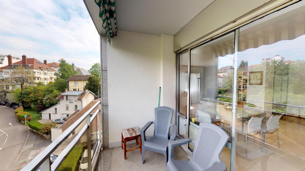 appartement 107.85m²  BESANCON  - photo 2