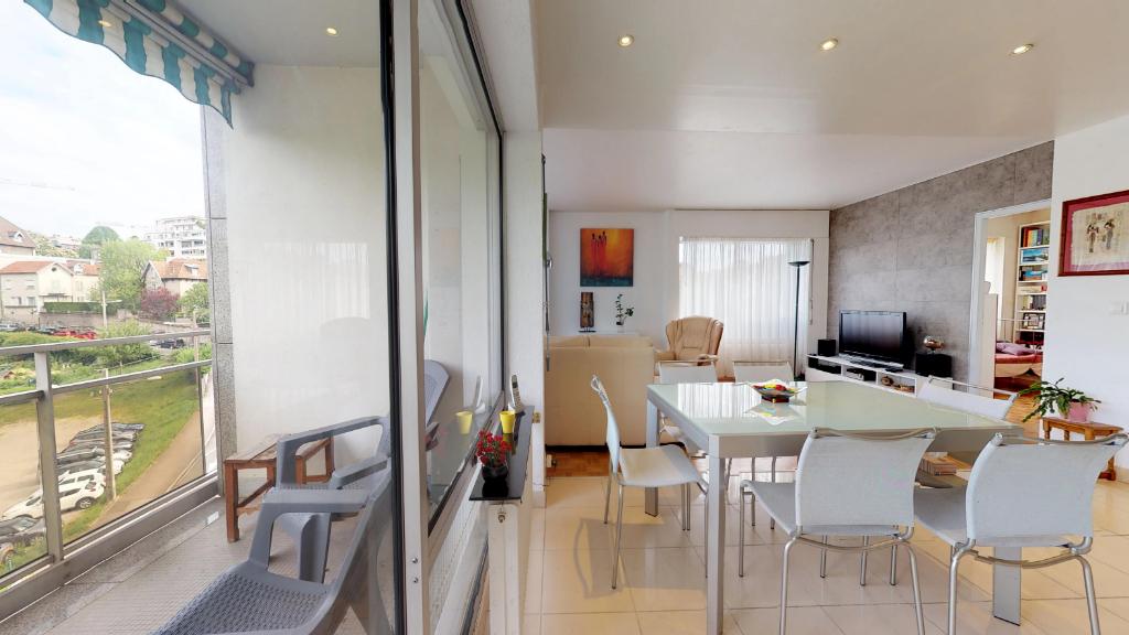 appartement 107.85m²  BESANCON  - photo 3