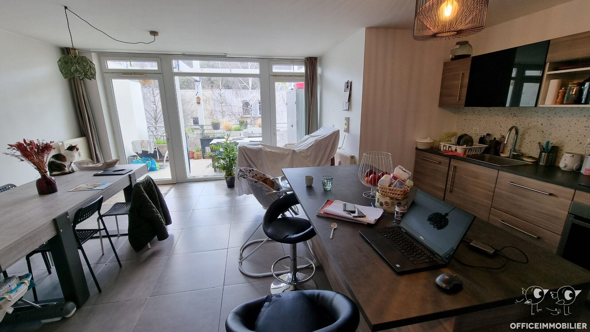 appartement 79.02m²  BESANCON  - photo 2