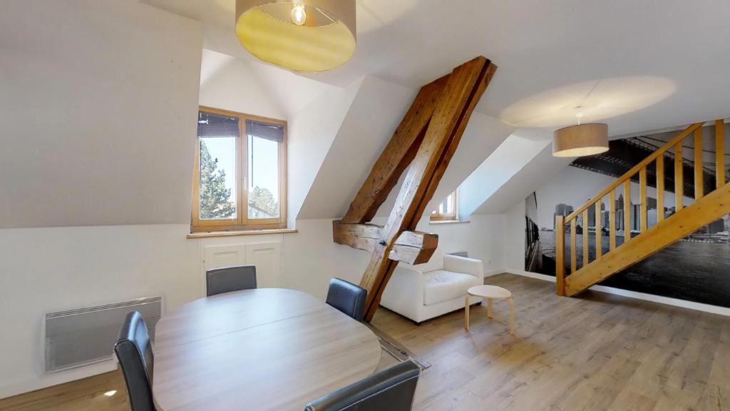 appartement 66m²  PONTARLIER  - photo 1