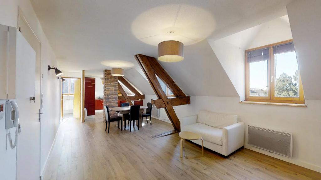 appartement 66m²  PONTARLIER  - photo 3