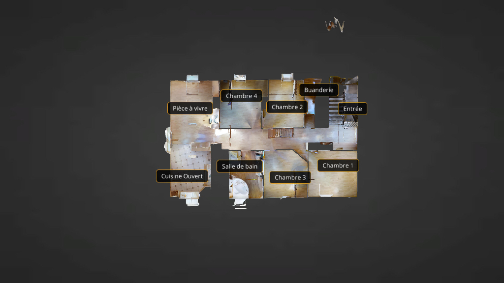appartement 109m²  Pontarlier  - photo 2
