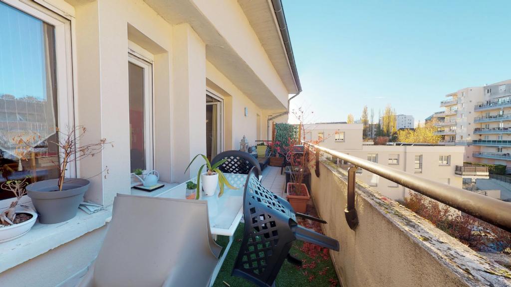 appartement 91.5m²  BESANCON  - photo 1