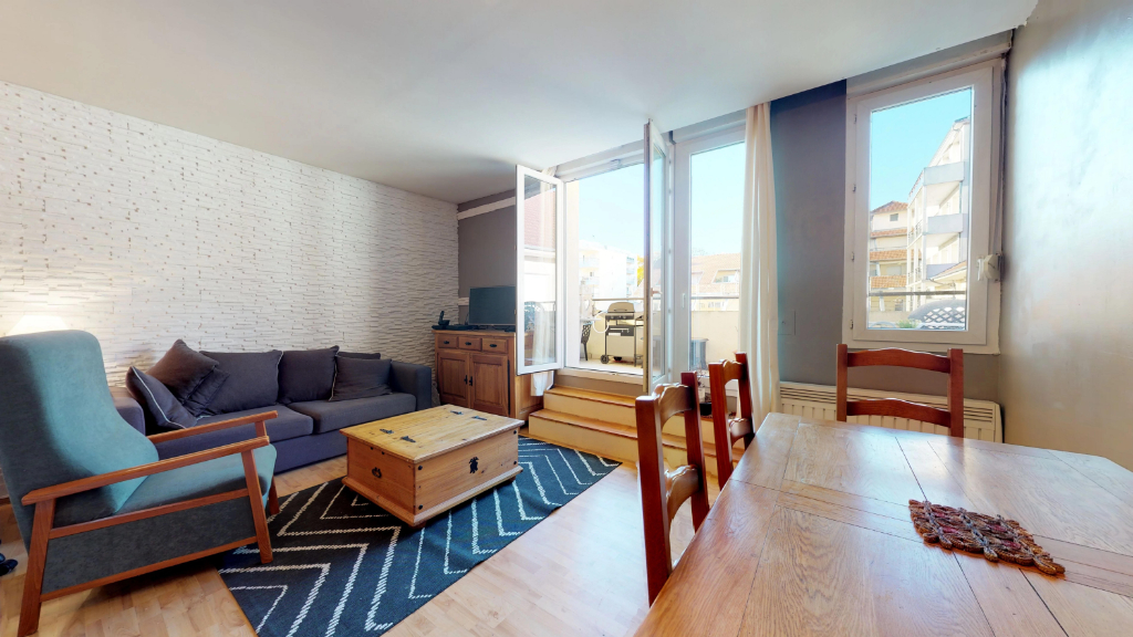 appartement 91.5m²  BESANCON  - photo 2