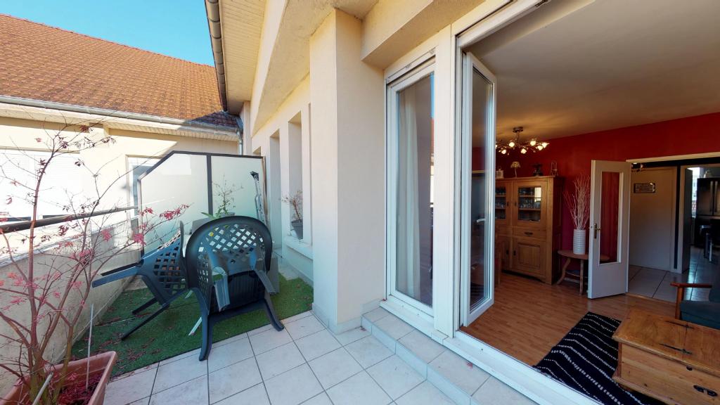 appartement 91.5m²  BESANCON  - photo 3
