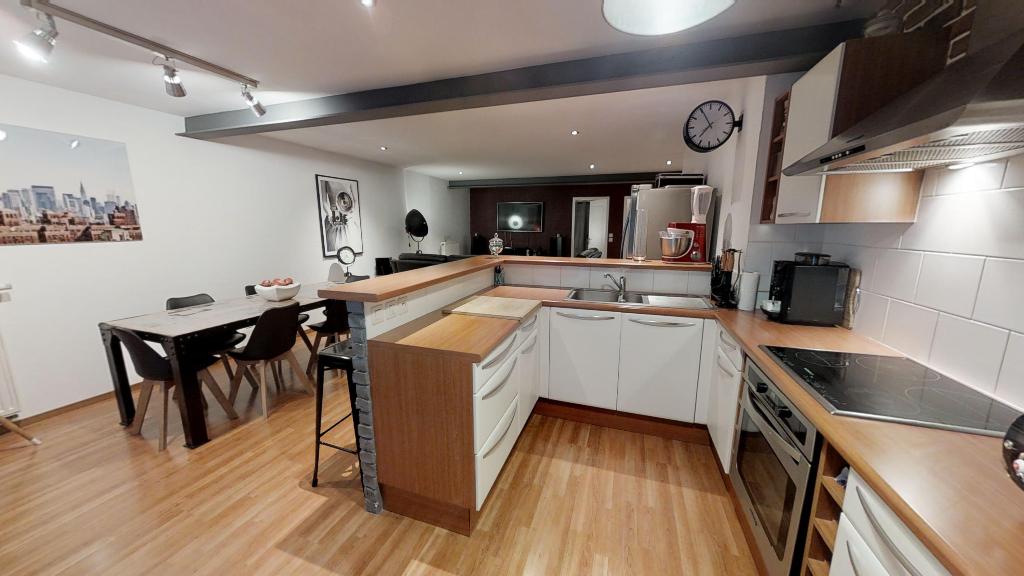 appartement 83.59m²  Pontarlier  - photo 1