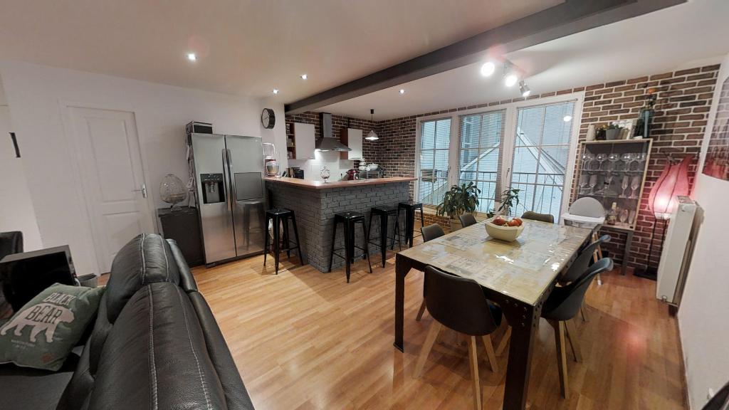 appartement 83.59m²  Pontarlier  - photo 2