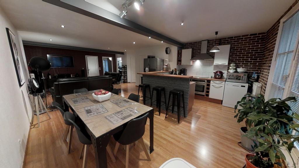 appartement 83.59m²  Pontarlier  - photo 3