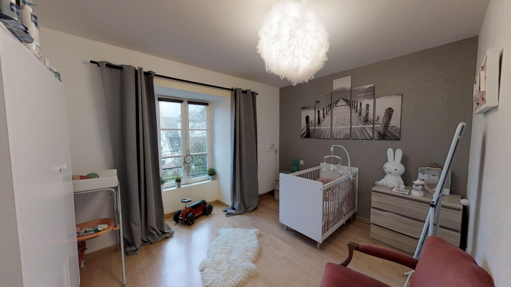 appartement 83.59m²  Pontarlier  - photo 9